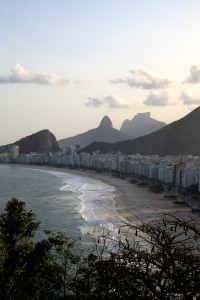 Hotels am Strand in Rio