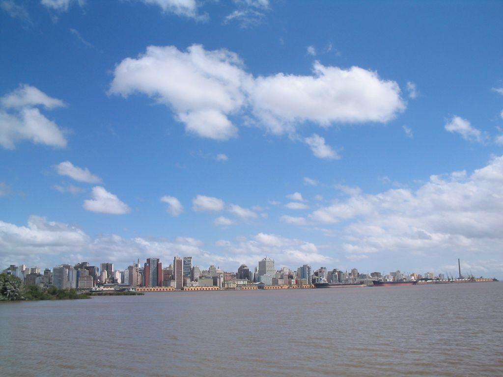 Porto Alegre Slyline