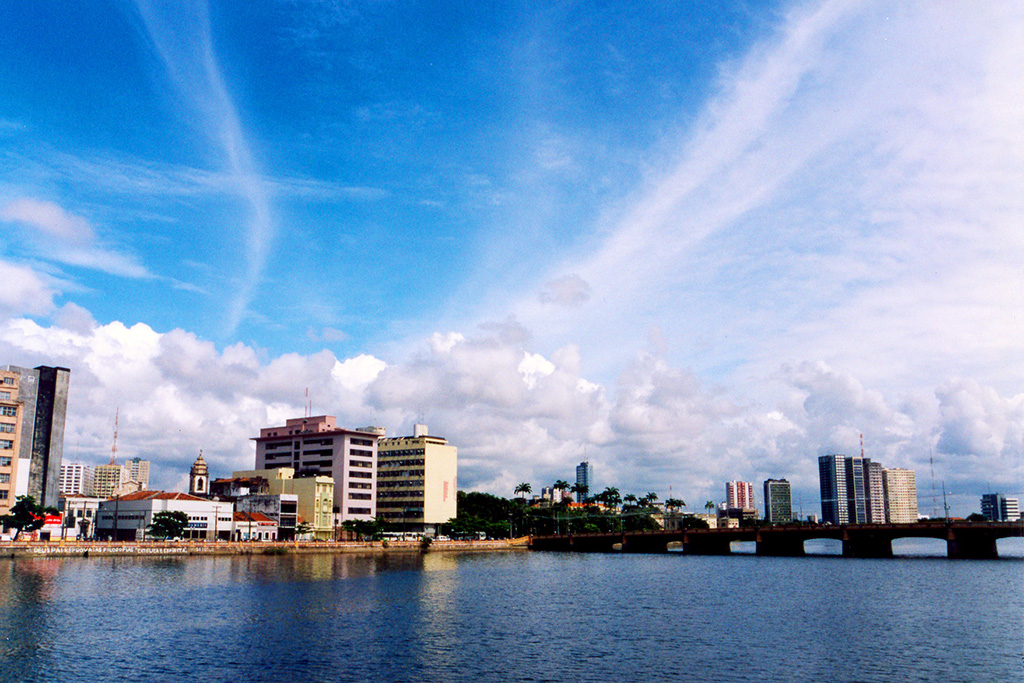 Recife Skyline